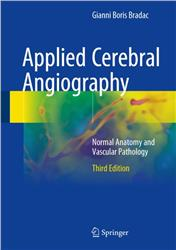 Cover Applied Cerebral Angiography