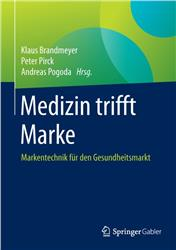 Cover Medizin trifft Marke