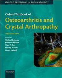 Cover Oxford Textbook of Osteoarthritis and Crystal Arthropathy