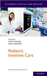 Cover Pediatric Intensive Care