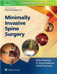 Cover Minimally Invasive Spine Surgery