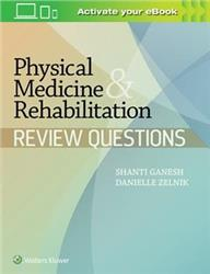 Cover Physical Medicine and Rehabilitation Reveiw Questions