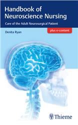 Cover Handbook of Neuroscience Nursing