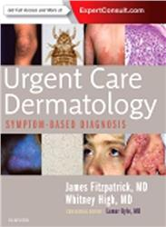 Cover Urgent Care Dermatology: Symptom-Based Diagnosis