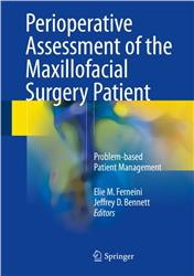 Cover Perioperative Assessment of the Maxillofacial Surgery Patient