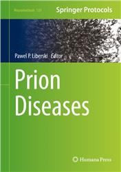 Cover Prion Diseases