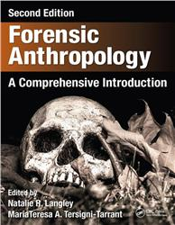 Cover Forensic Anthropology