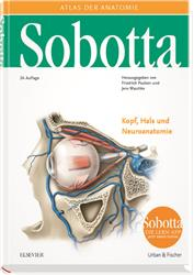Cover Sobotta, Atlas der Anatomie  Band 3