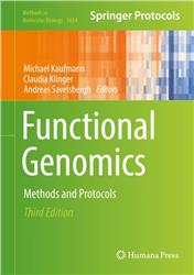 Cover Functional Genomics