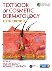 Cover Textbook of Cosmetic Dermatology