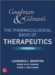 Cover Goodman & Gilman's The Pharmacological Basis of Therapeutics
