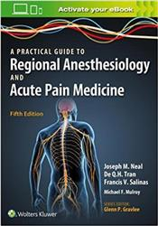 Cover A Practical Approach to Regional Anesthesiology and Acute Pain Medicine