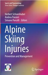 Cover Alpine Skiing Injuries