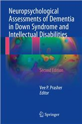 Cover Neuropsychological Assessments of Dementia in Down Syndrome and Intellectual Disabilities