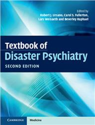 Cover Textbook of Disaster Psychiatry