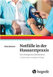 Cover Notfälle in der Hausarztpraxis