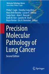 Cover Precision Molecular Pathology of Lung Cancer