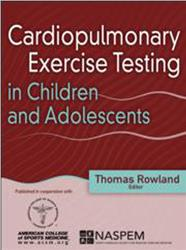 Cover Cardiopulmonary Exercise Testing in Children and Adolescents