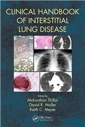 Cover Clinical Handbook of Interstitial Lung Disease