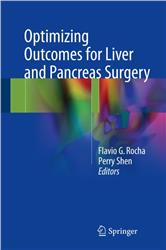 Cover Optimizing Outcomes for Liver and Pancreas Surgery