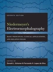 Cover Niedermeyer's Electroencephalography