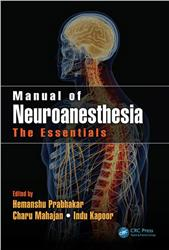 Cover Manual of Neuroanesthesia