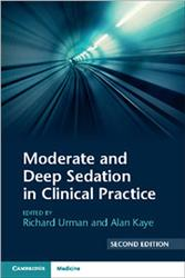 Cover Moderate and Deep Sedation in Clinical Practice