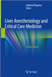 Cover Liver Anesthesiology and Critical Care Medicine