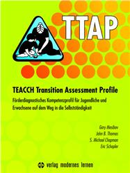 Cover TTAP - TEACCH Transition Assessment Profile