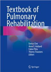 Cover Textbook of Pulmonary Rehabilitation