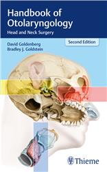 Cover Handbook of Otolaryngology