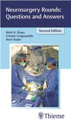 Cover Neurosurgery Rounds: Questions and Answers
