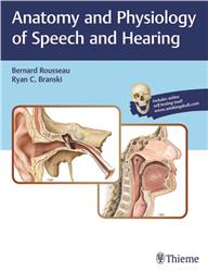 Cover Anatomy and Physiology of Speech and Hearing