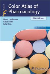 Cover Color Atlas of Pharmacology