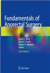 Cover Fundamentals of Anorectal Surgery