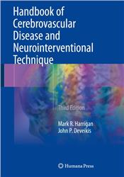 Cover Handbook of Cerebrovascular Disease and Neurointerventional Technique
