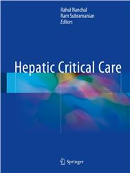 Cover Hepatic Critical Care