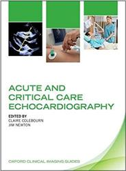 Cover Acute and Critical Care Echocardiography