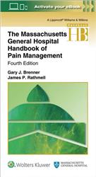 Cover The Massachusetts General Hospital Handbook of Pain Medicine