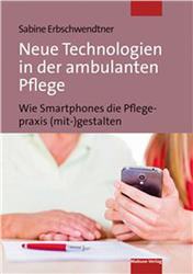Cover Neue Technologien in der ambulanten Pflege