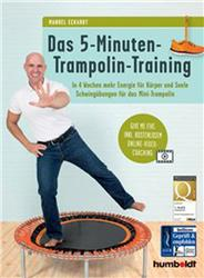 Cover Das 5-Minuten-Trampolin-Training