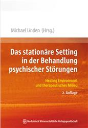 Cover Das stationäre Setting in Psychotherapie und Psychosomatik