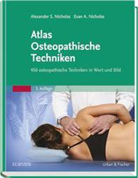 Cover Atlas Osteopathische Techniken