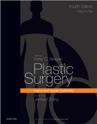 Cover Plastic Surgery Volume 6: Hand and Upper Limb