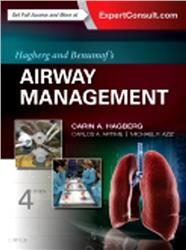 Cover Hagberg and Benumofs Airway Management