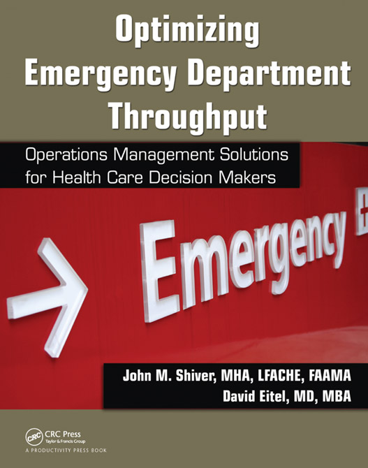 Optimizing Emergency Department Throughput