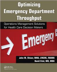 Cover Optimizing Emergency Department Throughput