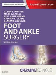 Cover Operative Techniques: Foot and Ankle Surgery