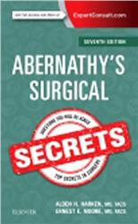 Cover Abernathys Surgical Secrets