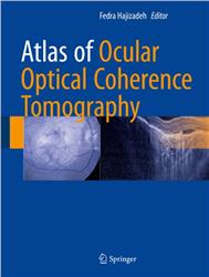 Cover Atlas of Ocular Optical Coherence Tomography
